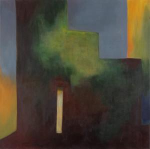 Innenleben 4, Acryl auf Leinwand 50x50, 03/2015