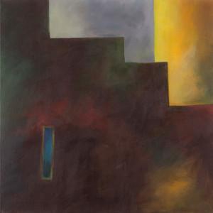Innenleben 3, Acryl auf Leinwand 50x50, 10/2014