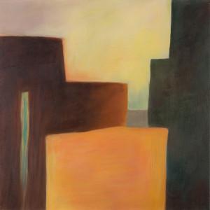 Innenleben 5, Acryl auf Leinwand 50x50, 06/2015