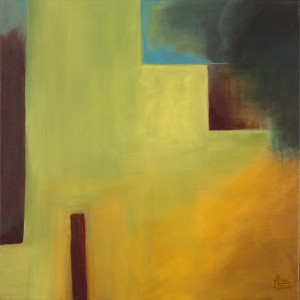 Innenleben 1, Acryl auf Leinwand 50x50, 02/2014