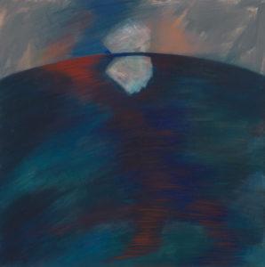 Rotes Meer 3, Acryl auf Leinwand 50x50, 03/2016