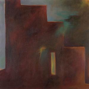 Innenleben 2,  Acryl auf Leinwand 50x50, 08/2014